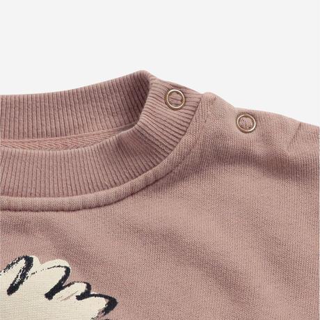 スウェット Bobo Choses Birdie sweatshirt(12-18M/18-24M/24-36M) / bobochoses(ボボショーズ)