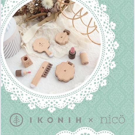 nicö×IKONIH Cosmetic series /ikonih(アイコニー )