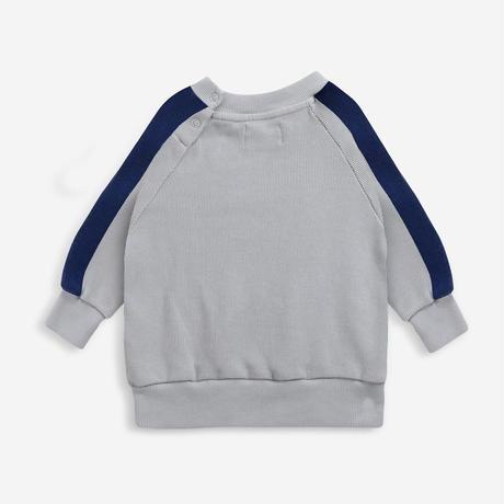 スウェット Bobo Choses Good Morning sweatshirt (12-18M/18-24M/24-36M) / bobochoses(ボボショーズ)