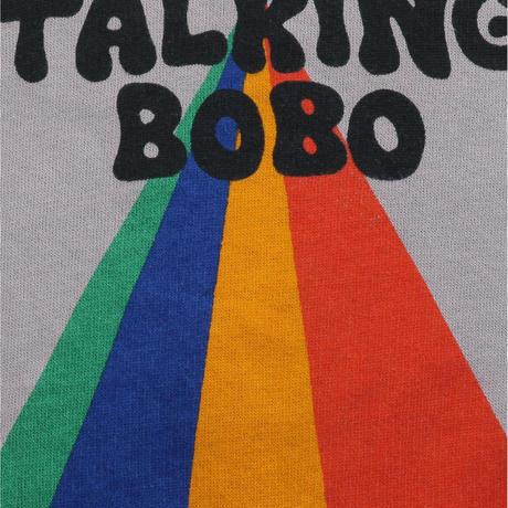 スウェットTalking Bobo Rainbow sweatshirt  (2-3Y/4-5Y/6-7Y) / bobochoses(ボボショーズ)