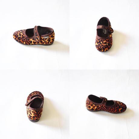 レオパード柄 フォーマルストラップ 50005030  brown / leopard  / CIENTA(シエンタ)