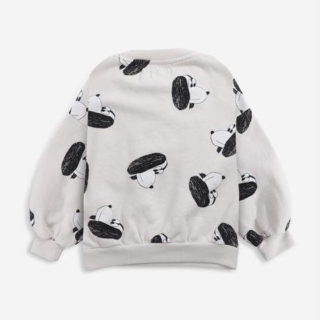 スウェット Doggie All Over sweatshirt (4-5Y/6-7Y) / bobochoses(ボボショーズ)