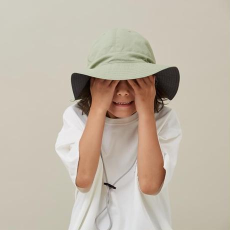 【限定1点】reversible adventure hat / moun.ten(マウンテン)