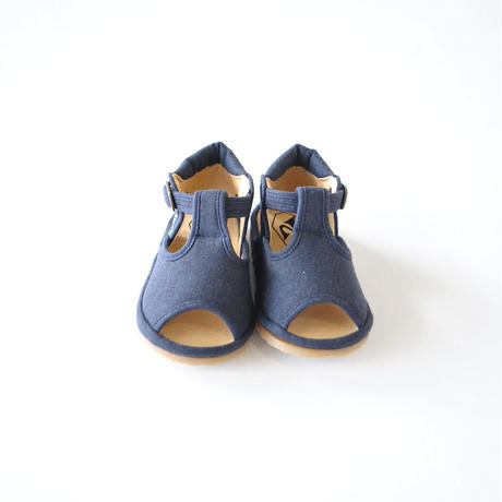 Tストラップ ベビーサンダル T-Strap Sandal / PEEP ZOOM(ピープズーム)