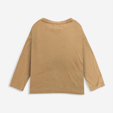 長Tシャツ Talking Bobo Rainbow long sleeve T-shirt (2-3Y/4-5Y/6-7Y) / bobochoses(ボボショーズ)