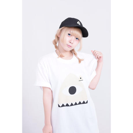 T▲KENOKO Icon Tee White