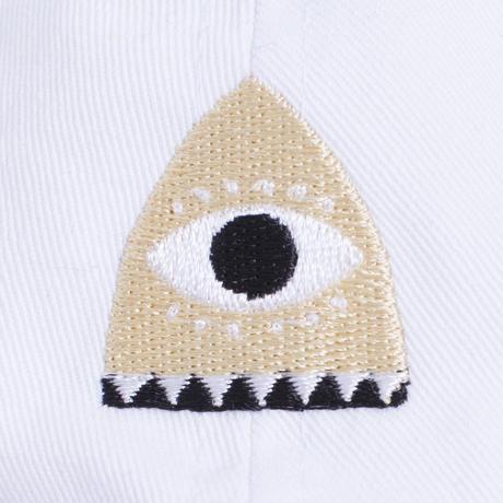 T▲KENOKO  Icon 6-Panel white