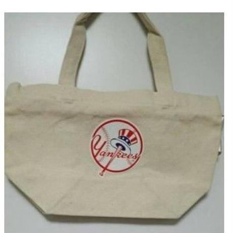 【WBC】ヤンキース ミニサイズ トートバッグ お弁当箱サイズ