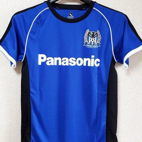 【Jリーグ公式グッズ】ガンバ大阪(宇佐美 NO39)キッズ Tシャツ 150サイズ ブルー