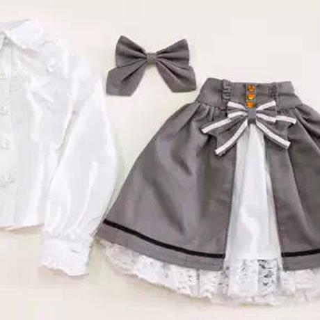DDドルフィードリーム服 女の子制服 スカートセット