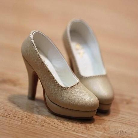 DD,DDS,DDDY,SD ドール靴 ドルフィードリーム ヒール パンプス ドール靴