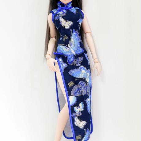 DD,1/3 ドルフィードリーム服 お迎えドレス コスプレ チャイナドレス