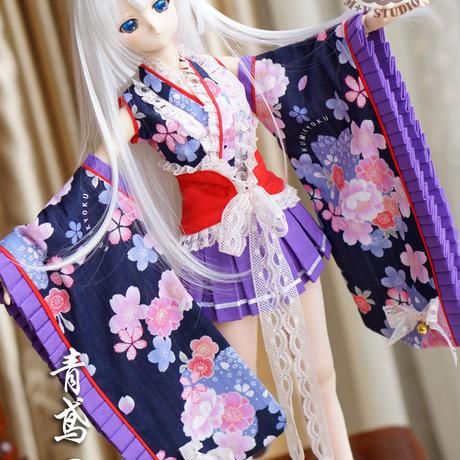 DD/DY ドルフィードリーム 洋服 和服 着物衣装セット