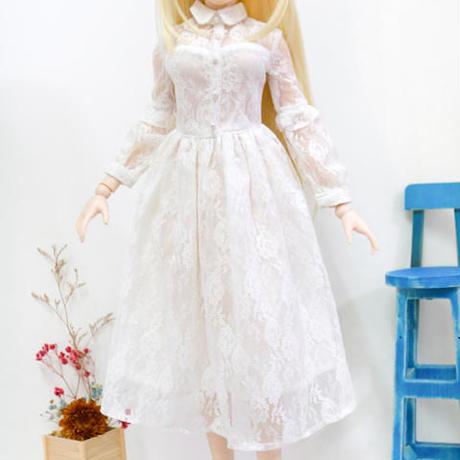 DD SD衣装 ドルフィードリーム 着せ替え ドール服 森ワンピース