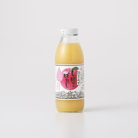 しぼりっぱなしりんごジュース「シナノドルチェ」 350ml 6本
