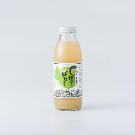 しぼりっぱなしりんごジュース「グラニースミス」 350ml 6本