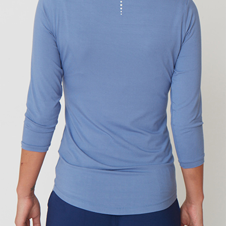 ASQUITH  Long Sleeve Batwing