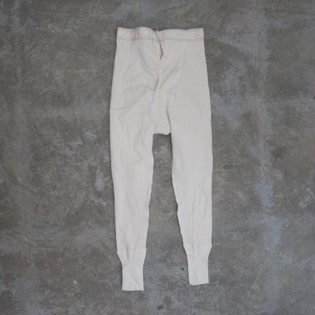 Deadstock sweden military rib leggins