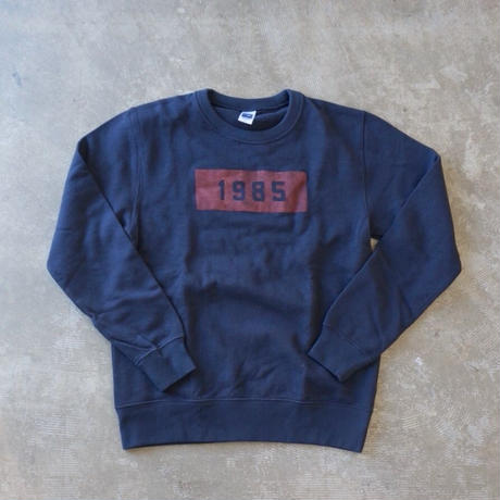 "APPRECIATIVE ""1985"" sweat"