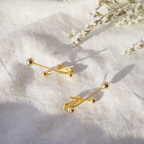 jour couture minim earring