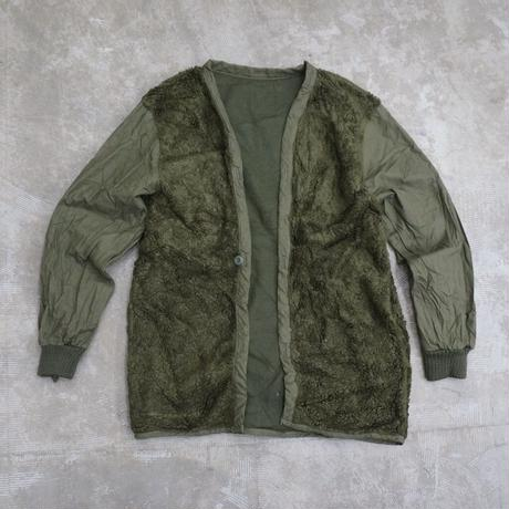 Used netherlands boa linner jacket OLIVE