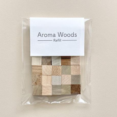 Aroma Woods リフィル(パーソナルディフューザー)