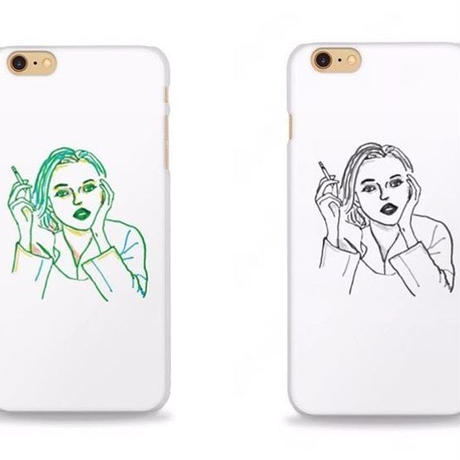 iPhone case / Kate Moss