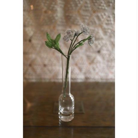 beads flower&flower  vase④