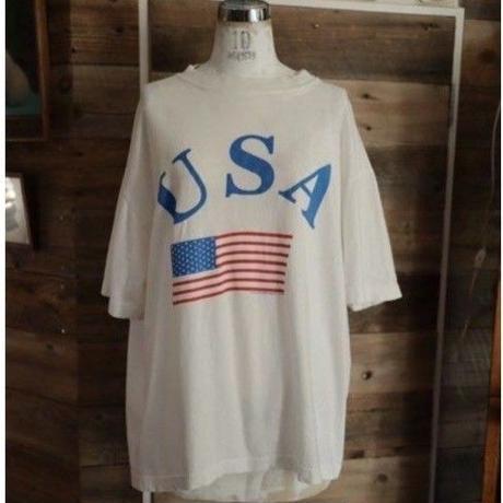 """""""USA"""" print T-shirt"""