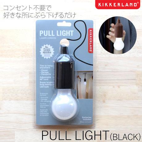 KIKKERLAND PULL LIGHT BLACK / キッカーランド プルライト ブラック