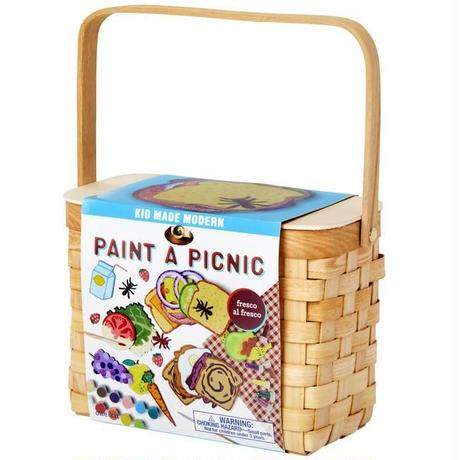KID MADE MODERN PAINT A PICNIC CRAFT KIT / キッドメイドモダン ピクニック ペイント クラフトキット