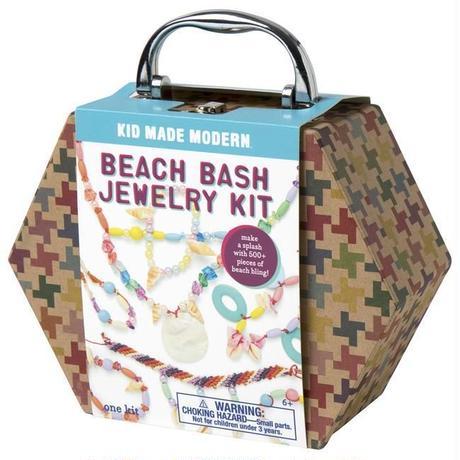 KID MADE MODERN BEACH BASH JEWELRY KIT / キッドメイドモダン ビーチバッシュ ジュエリーキット