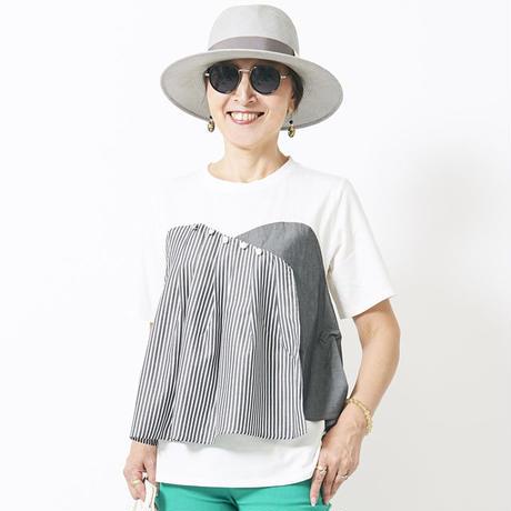 ビスチェライクTシャツ