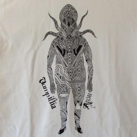 タコ怪人/Tシャツ
