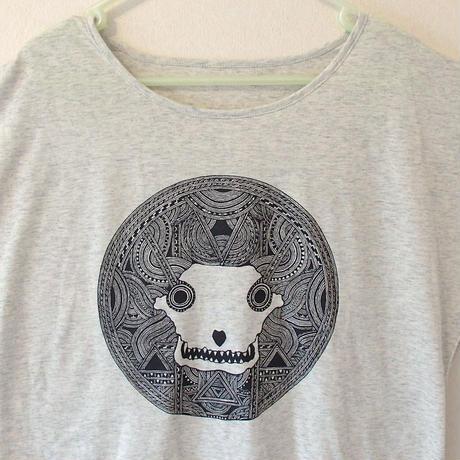 レディースTシャツ/ビションフリーゼ