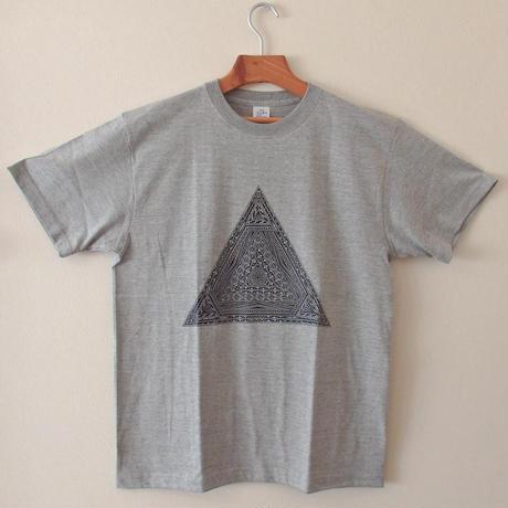 【メンズ】ピラミッドTシャツ