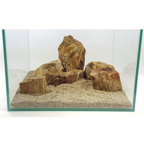 上質木化石  MIX 10kg セット