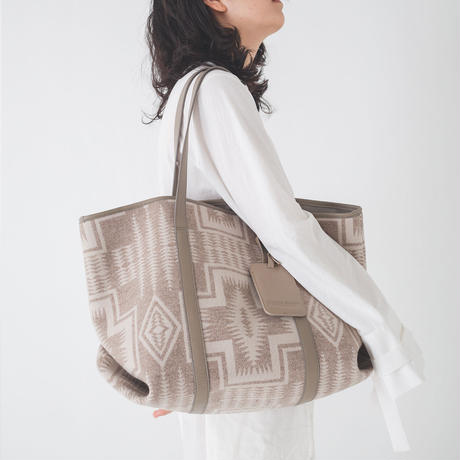 【PENDLETON×Gem.】Limited Purse Tote