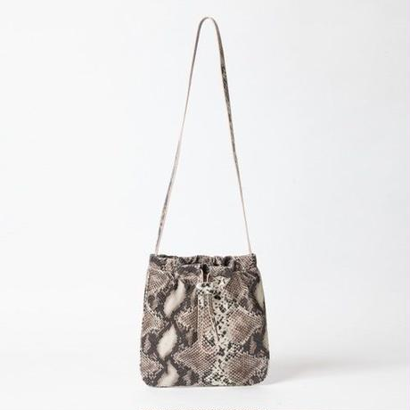 Snakeskin Pattern Mid Purse Bag (011513568-400-01)