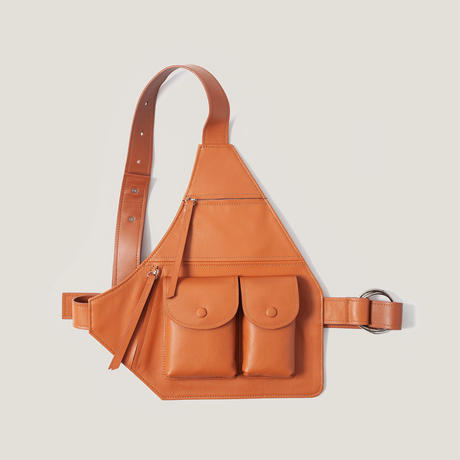 Leather Wearing Bag