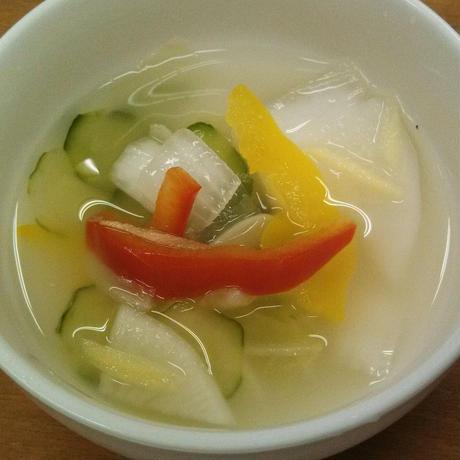 水キムチと韓国冷麺3食セット