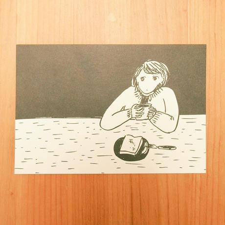 ポストカード(ひとやすみ)