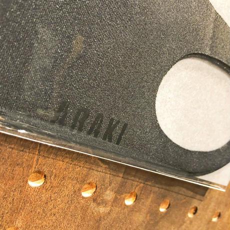 アラキマスク(ブラック) 2枚セット