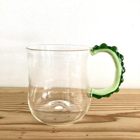 Bitter mellon mug cup/ゴーヤーマグカップ  A