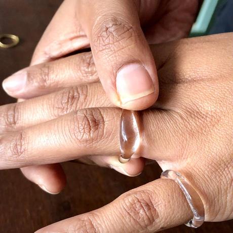 water / 水の指輪