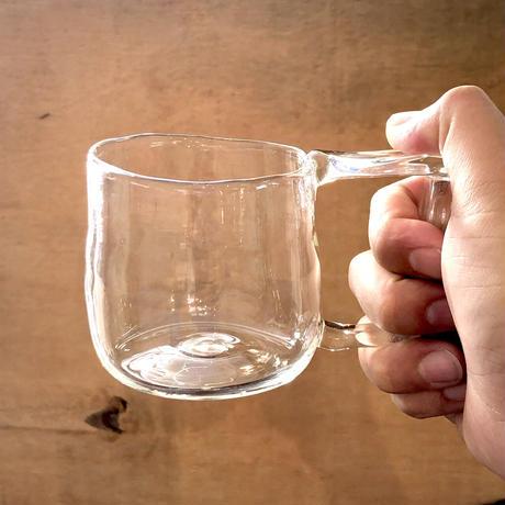 どこかの森のマグカップ