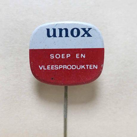 unox オランダのハットピン