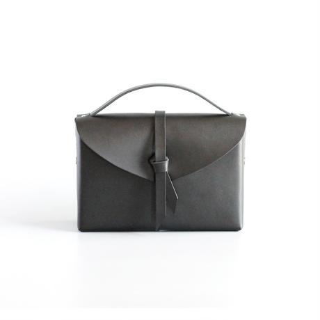 [style&things] ori box bag slim #black