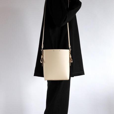 [style&things]  折りバケットショルダー #ベージュ/ori bucket shoulder #beige