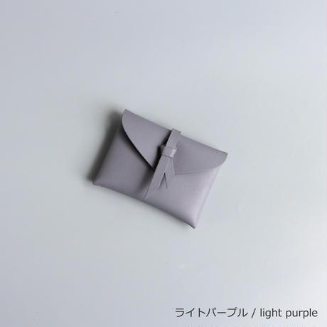 折りカードケース AWcolor / ori leather case